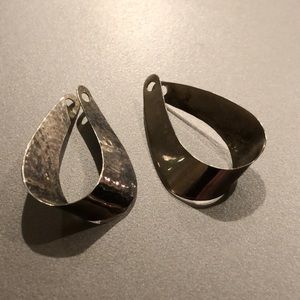 James Avery Sterling Silver Ear Collars